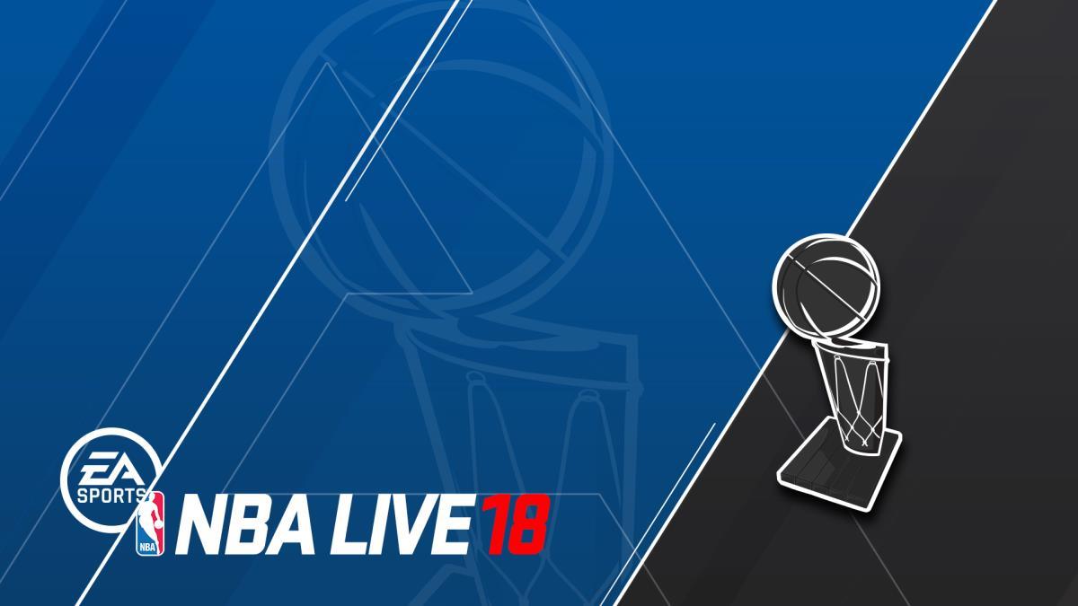 Best Team in the League Achievement in NBA LIVE 18