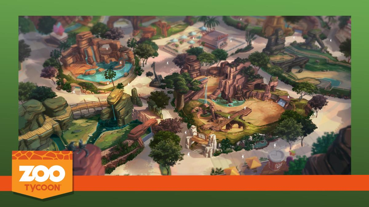 You've got the Skills Achievement in Zoo Tycoon: Ultimate