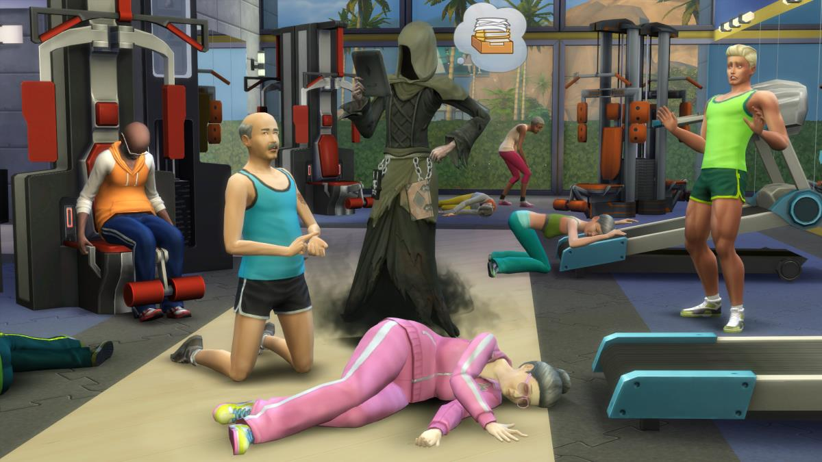 The Circle of Life Achievement in The Sims 4