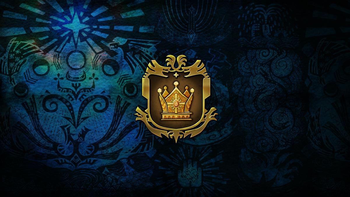 Giant Crown Master Achievement In Monster Hunter World