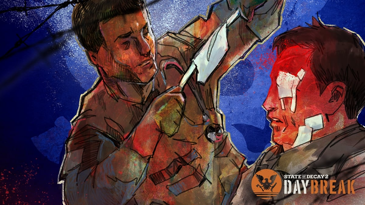 Never Forget the Medic Achievement in State of Decay 2