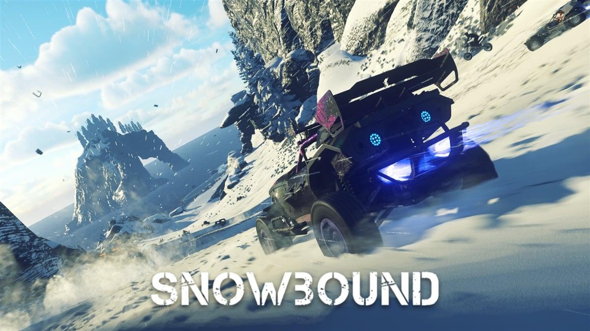 Snowbound.