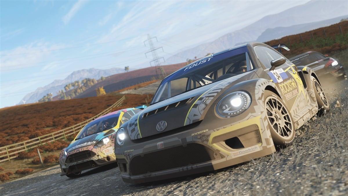 Autumn-mobiles Achievement in Forza Horizon 4
