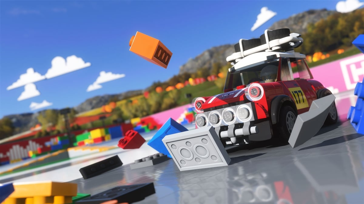 Gotta Smash Them All Achievement In Forza Horizon 4 The smashable brick challenges are the orange ones in the challenges menu. forza horizon 4