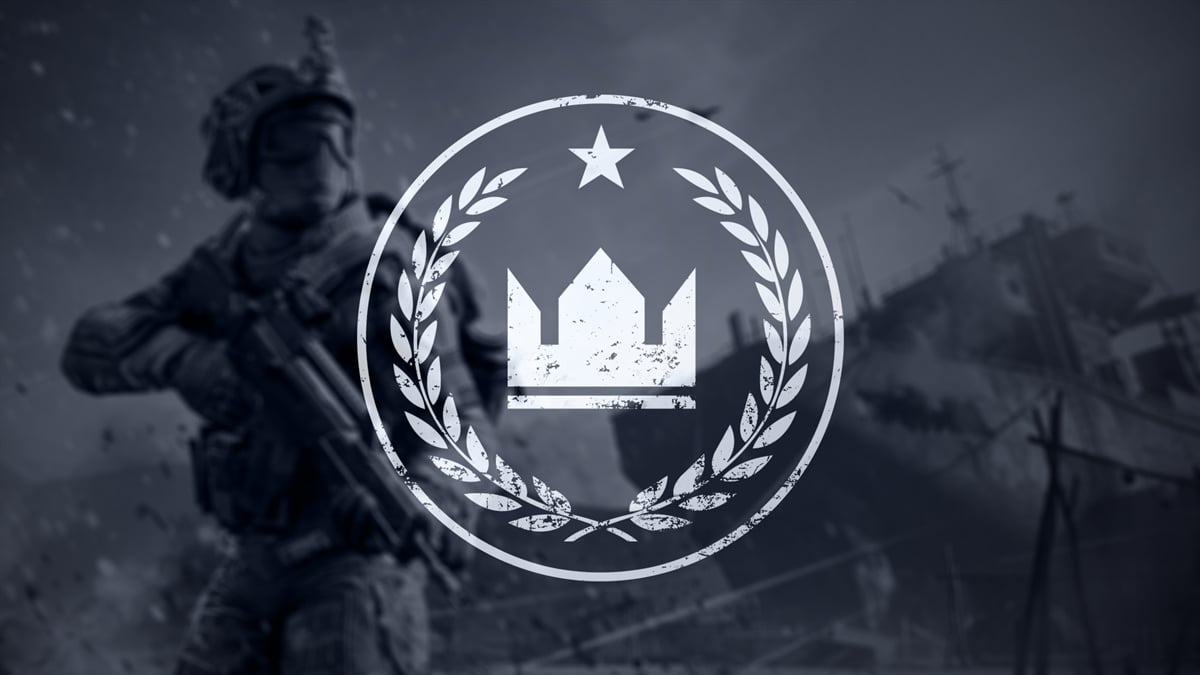 Long Live The King! Achievement in Warface