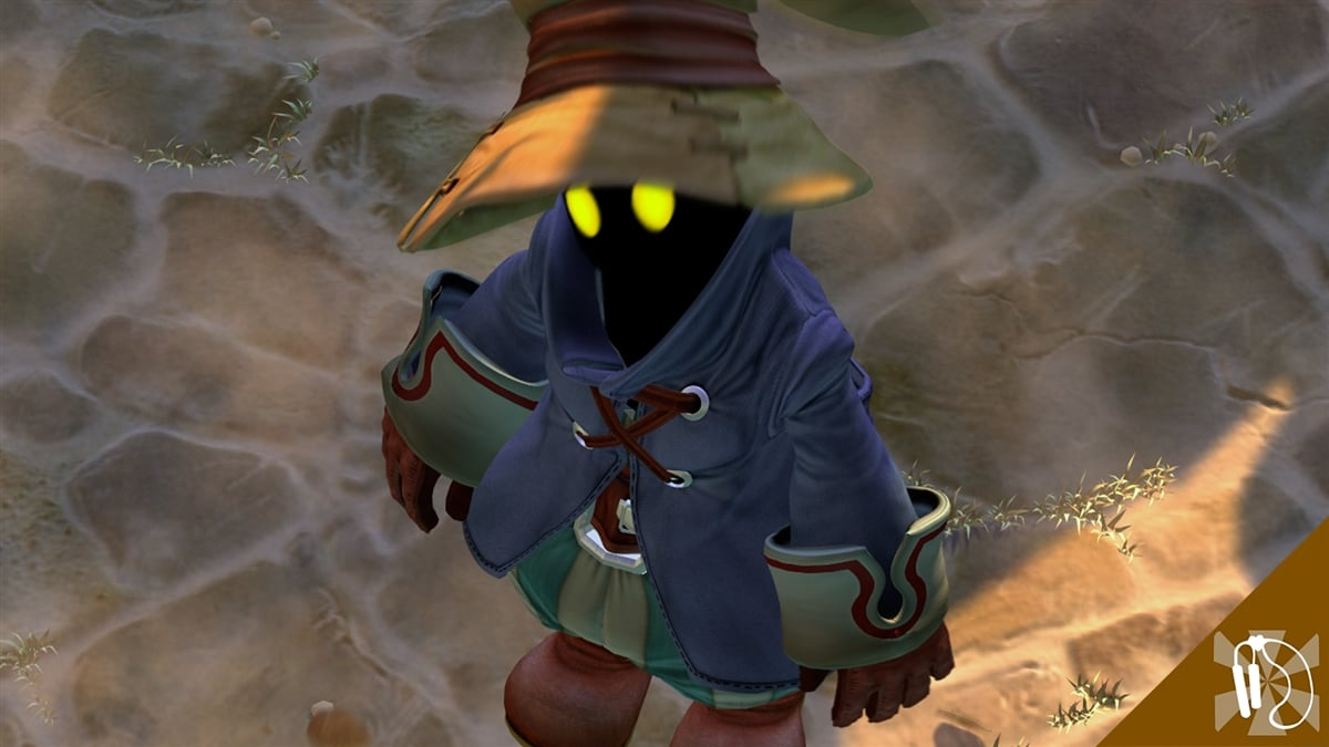 Hail to the King Achievement in Final Fantasy IX
