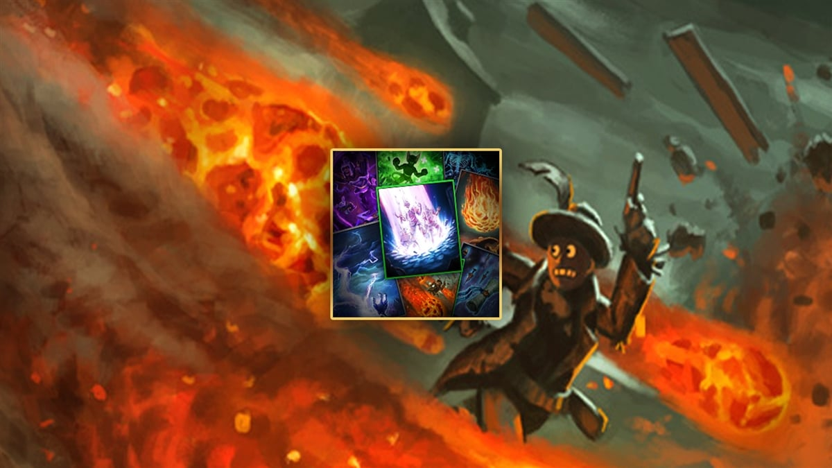 Spell Slinger Achievement in Minion Masters