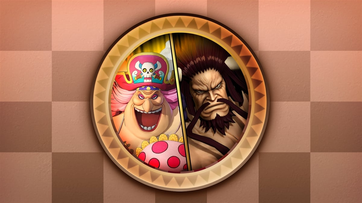 Two of the Four Emperors stand in the way achievement in ONE PIECE: PIRATE WARRIORS 4
