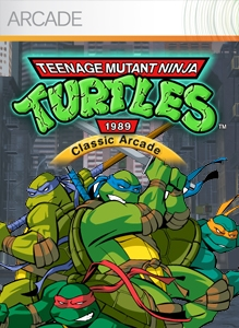 Teenage Mutant Ninja Turtles 1989 Arcade