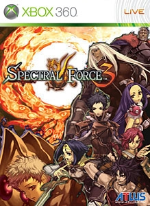 Spectral Force 3: Innocent Rage (HK/KR/JP/TW)