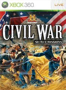 History Civil War: Secret Missions