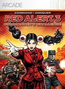 Red Alert 3: Commander's Challenge