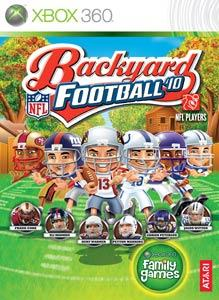 Backyard Sports: Backyard Football 10