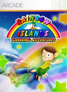 Rainbow Islands: Towering Adventure!