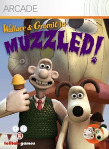 Wallace & Gromit 3: Muzzled!