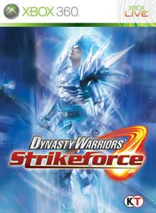 Dynasty Warriors: Strikeforce (HK/TW)