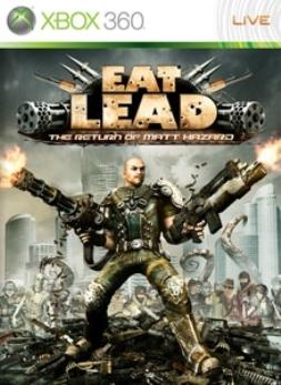 Eat Lead: The Return of Matt Hazard (JP)