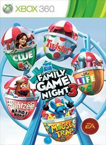Hasbro Family Game Night 3