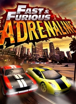 Fast and the Furious: Adrenaline (WP)