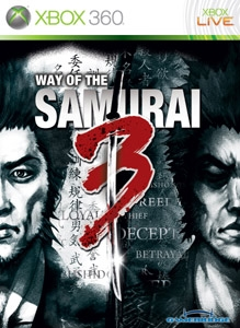 Way of the Samurai 3 (EU/HK/JP/TW)