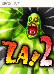 Zombie Attack 2 (WP)