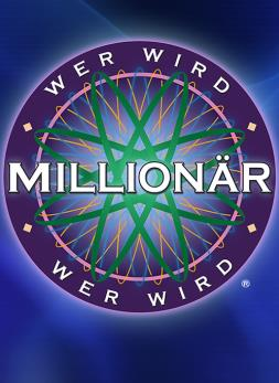 Who Wants to Be a Millionaire? (DE) (WP)