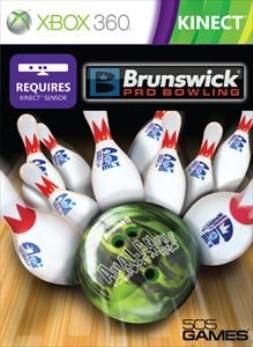 Brunswick Pro Bowling (EU) (Xbox 360)