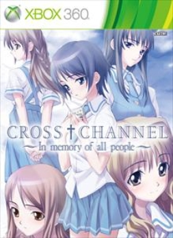 CROSS CHANNEL - In memory of all people