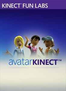 Kinect Fun Labs: Avatar Kinect