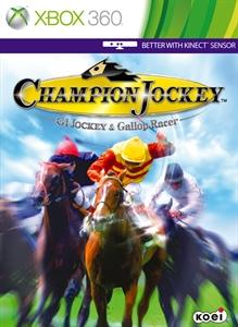 Champion Jockey G1 Jockey & Gallop Racer (JP)