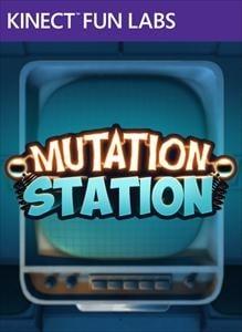 Kinect Fun Labs: Mutation Station