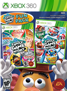 Family Game Night Fun Pack