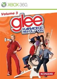 Karaoke Revolution: Glee Volume 3