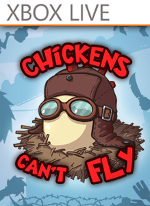Chickens Can't Fly (WP)