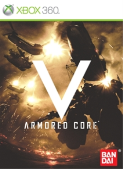 Armored Core V (Asian)