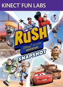 Kinect Fun Labs: Kinect Rush: Snapshot
