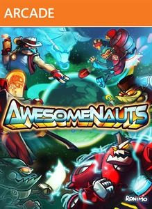 Awesomenauts (Xbox 360)