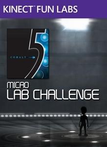 Kinect Fun Labs: 5 Micro Lab Challenge
