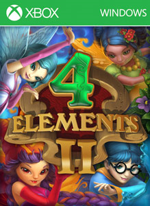 4 Elements II: Special Edition (Win 8)