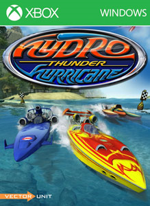Hydro Thunder Hurricane (Win 8)