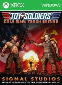 Toy Soldiers Cold War: Touch Edition (Win 8)
