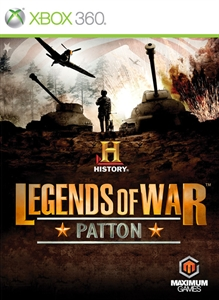 History Legends of War: Patton