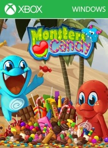 Monsters Love Candy (Windows)