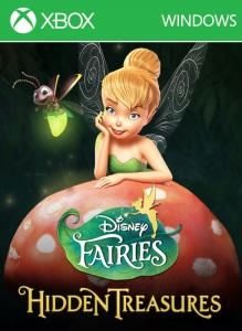 Disney Fairies Hidden Treasures (Win 8)