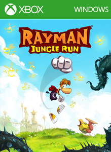 Rayman Jungle Run (Win 8)