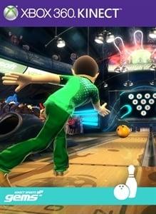 Kinect Sports Gems: 10 Frame Bowling