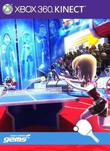 Kinect Sports Gems: Ping Pong