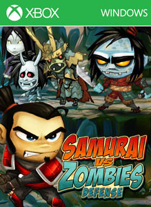 Samurai vs Zombies Defense (Win 8)
