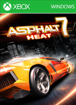 Asphalt 7: Heat (Win 8)