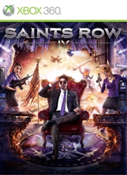 Saints Row IV (AU)